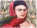 Frida Kahlo placemat 1