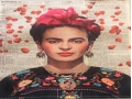 Frida Kahlo placemat 5