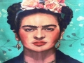 Frida Kahlo placemat 9