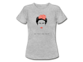 Frida Kalho t-shirt muse grijs